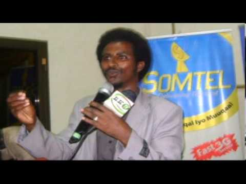 Abwaan Gamaadiid Gabay Weerarkii West Gate video