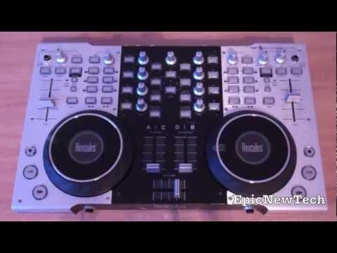 Hercules 4-MX (DJ Console) - Unboxing