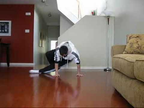 Breakdance Moves - How To Helicopter video