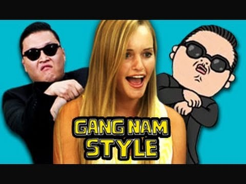 Teens React To Gangnam Style video