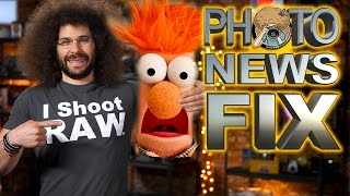 PHOTO NEWS FIX: 5,000,000,000,000 FPS Camera, Goodbye Watermarks, Freelance Photographers Get Paid?