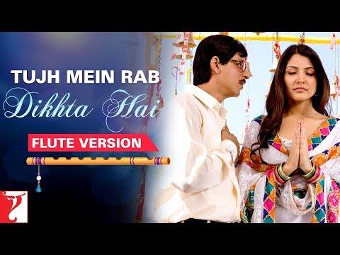 Flute Version: Tujh Mein Rab Dikhta Hai | Rab Ne Bana Di Jodi |Salim-Sulaiman| Vijay Tambe | Sunny S