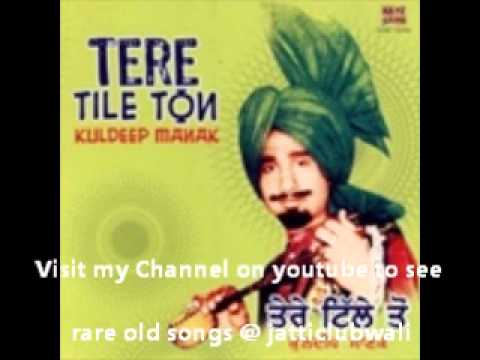 Tur gaya channa - kuldeep manak great ever sad song