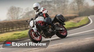 Ducati Monster bike review