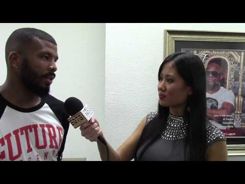 """BADOU JACK ON STEVENSON: """"I'M GOING TO TAKE THAT BELT""""; MOVING UP IN WEIGHT AGAIN"""
