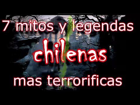 7 mitos y leyendas Chilenas mas terrorificas