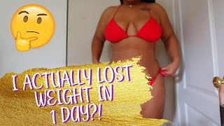 Weight Loss In 1 Day! | The Lemonade Cleanse | Master Cleanse Day 1