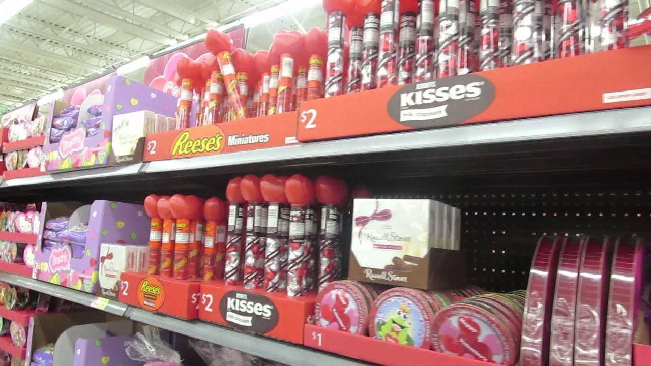 ALASKA WALMART Valentines Day Candy Prices Anchorage
