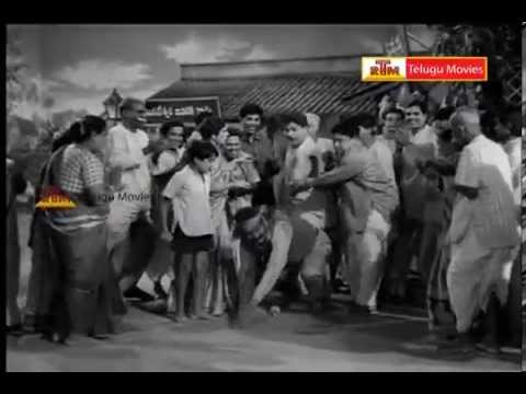 Ramu Telugu Full Movie Part -14,  Ntr, Jamuna, S Vara Lakshmi video