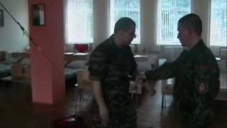 Защита от удара ножом снизу - Defense against Knife attacks
