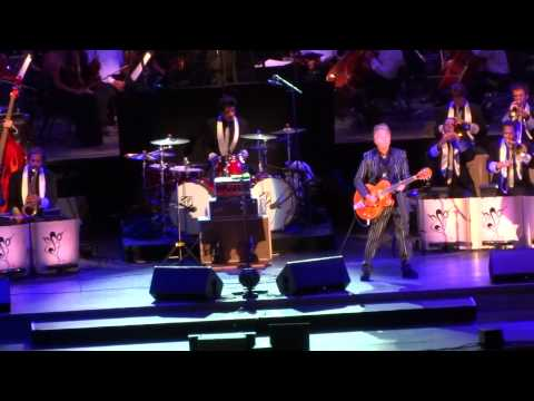 Brian Setzer Big Band, Drive Like lightning, Hollywood Bowl 9/14/2012