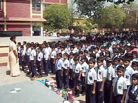 Jan Gan Man By St. Mary's School Mirzapur video