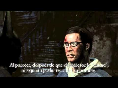Batman: Arkham City - 12 min Gameplay vídeo - ES Subs