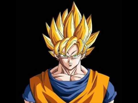 Dragon Ball Z  -  Goku Ss1-10   2013