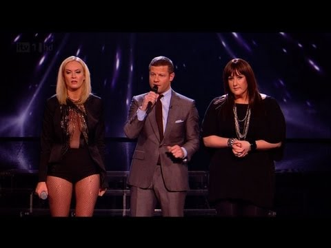 Decision time - The X Factor 2011 Live Results Show 3 (Full Version)