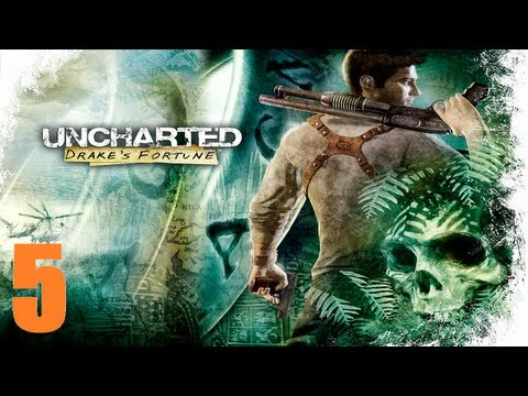 Uncharted: Drake's Fortune Story Walkthrough (Part 5)