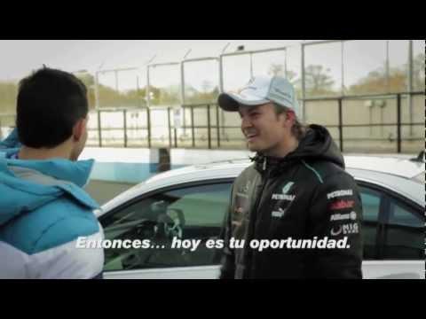 PUMA Race Off - Nico Rosberg vs Sergio Aguero
