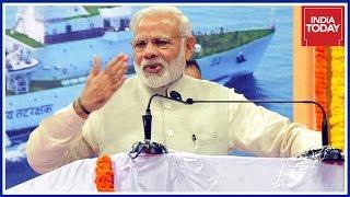 PM Modi's Fiery Speech In Goa