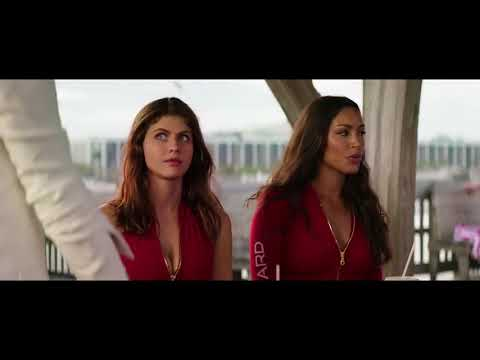 Pamela Anderson Entry Scene BAYWATCH 2017 HD