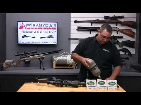 Evanix Tactical Sniper .45 Cal - by Airgun Expert Rick Eutsler / AirgunWeb