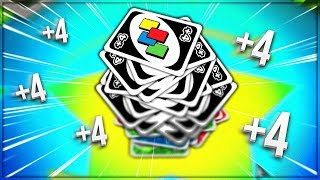 We played uno wi..