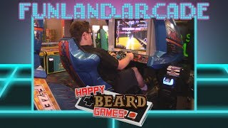 F-Zero AX, Space Invaders, DDR, Pinball, and more! FUNLAND Arcade
