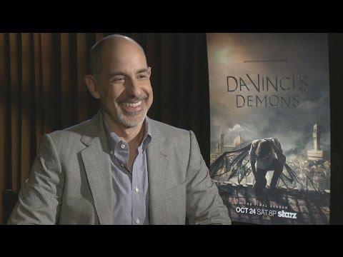 "David S. Goyer Talks 'Da Vinci's Demons' Season 3 and Plays ""Save or Kill"""