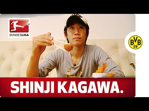 Shinji Kagawa 香川真司 – The Prodigal Son Returns