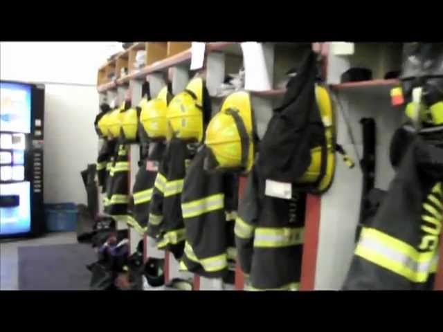 Gangnam Style - Firefighter Style