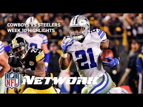 Cowboys Vs Steelers Highlights With Deion Sanders Lt Gameday Prime