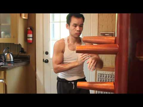 Wing Chun Wooden Dummy form Image 1