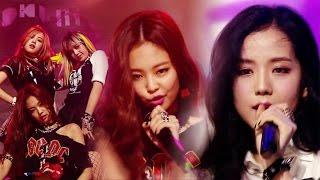 Debut Stage Blackpink 블랙핑크 Boombayah 붐바야 A인기가요 Inkigayo 20160814