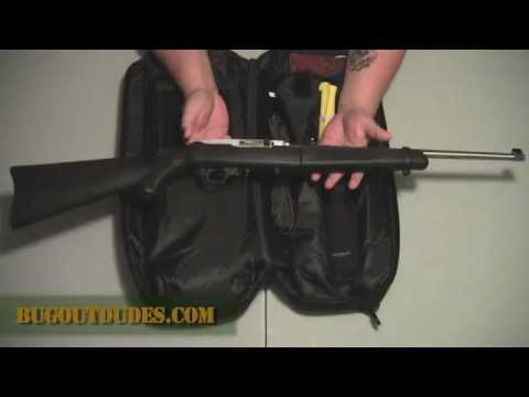 Ruger 10/22 Takedown Survival/Bug Out Bag