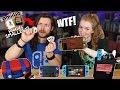 My Girlfriend & I Buy WEIRD Nintendo Switch Accessories!