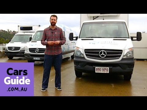 2016 Mercedes-Benz Sprinter review   Owner's view video