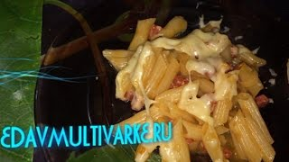 Как приготовить вкусные макароны с колбасой в мультиварке