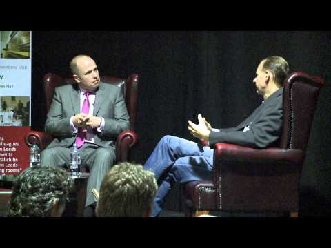Lawrence Tomlinson, Chairman of LNT Group: Conference interview