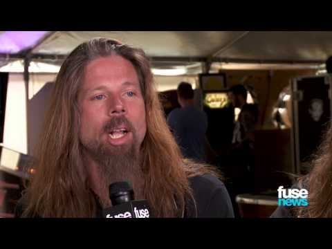 Lamb of God Talks Stage Safety and Randy's Return - Rock on the Range 2013