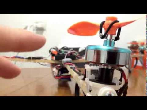 Tricopter 2.6 Tail Servo Jitter Shake Issue