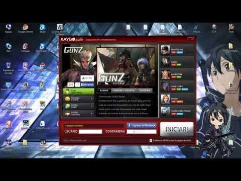 Descargar Gunz Ultra  2015 | Kirito Beater