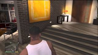 GTA 5 FRANKLINS HOUSE (SICKEST AND NICEST HOUSE IN THE GAME)