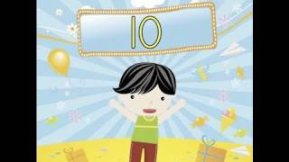 Counting By Tens Song Video