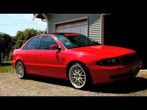 Supercharged Audi A4 2.8 (B5) Pes G1