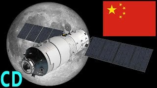 How China is taking on the world in space