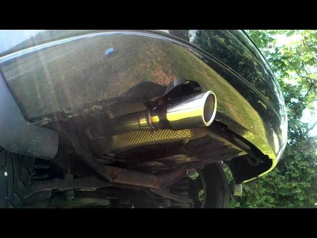 ford focus 2005 resonator delete (lunch-box)