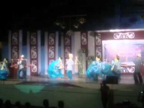Philippine Folkdance University Of Antique Regatones video