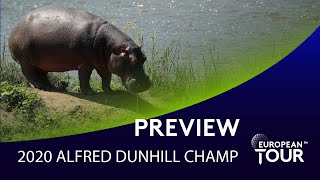 'The Holy Grail of Golf' - Preview: Alfred Dunhill Championship