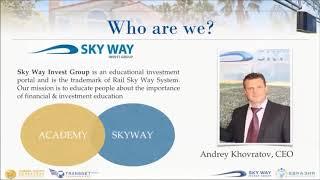 Thông tin công nghệ SkyWay - Presentation advantages vs competitors