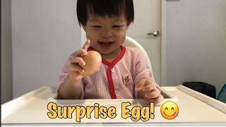 SURPRISE EGG | GOOD BABY BREAKing and EATing EGG Copykids