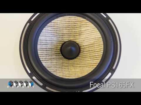 Focal PS 165FX Component Speaker System